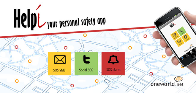 pronounced help-i, is a PERSONAL SAFETY APP